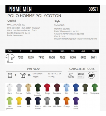 Polo Prime Men Sol's