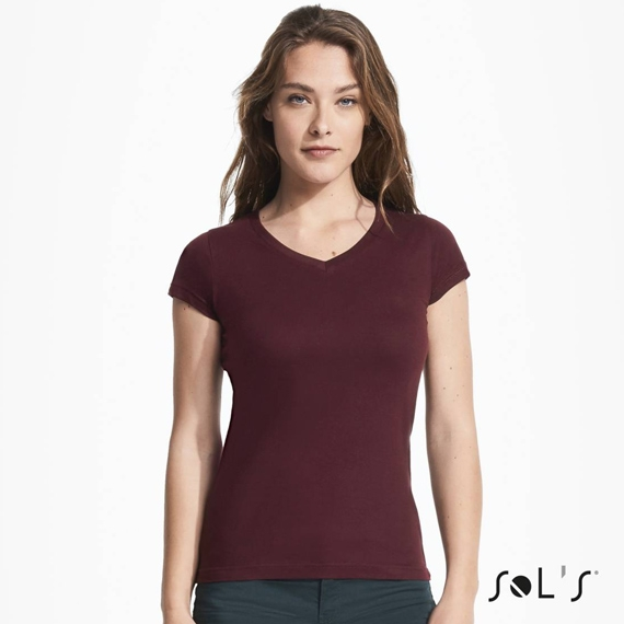 T-shirt Mint Sol's