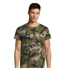 T-shirt Camo Men Sol's