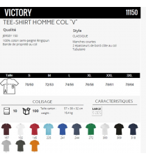 T-shirt Victory Sol's