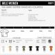 Informations T-shirt Milo Women Sol's