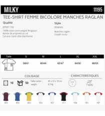 T-shirt Milky Sol's