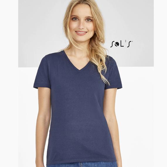 T-shirt Imperial v Women Sol's