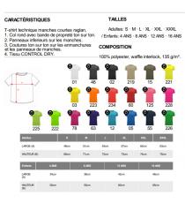 T-shirt Bahrain Roly