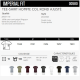 Informations T-shirt Imperial Fit Sol's