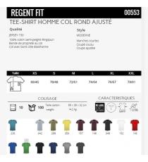 T-shirt Regent Fit Sol's