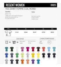 T-shirt Regent Women Sol's