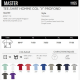 Informations T-shirt Master Sol's