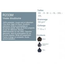 Veste Doudoune R233M Result