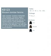 Bomber K6123 Kariban