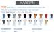 Informations T-shirt K330 Kariban