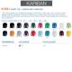 Informations T-shirt K358 Kariban