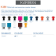 Informations T-shirt K389 Kariban