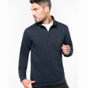 Sweat-shirt col zippé K478 Kariban