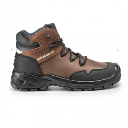 Chaussure A-FORCE High Brown