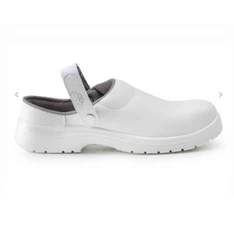 Chaussure A-LUNA Low White
