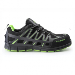 Chaussure A-SPRINT Low Green