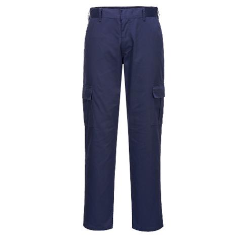 Pantalon combat coupe ajustée slim