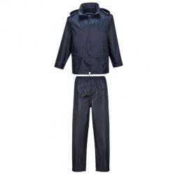 Ensemble de pluie (veste+pantalon)