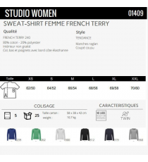 Sweat Studio Women Sol's