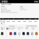 Informations Sweat-shirt Spider Sol's