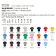 Informations T-shirt SC230 Fruit Of The Loom