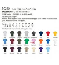 T-shirt SC230 FOTL