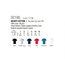 T-shirt SC190 FOTL