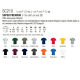 Informations T-shirt SC210 Fruit Of The Loom
