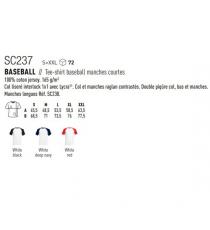 T-shirt SC237 FOTL