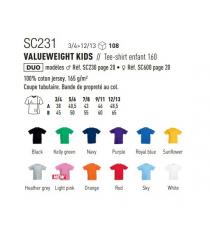 T-shirt SC231 FOTL