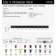 T-shirt BIO Pioneer Men Sol's
