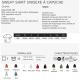 Sweat-shirt à capuche Stellar BIO Sol's