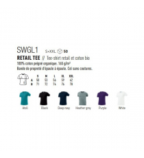 T-shirt SWGL1 Starworld Bio