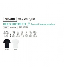 T-shirt SE680 No label