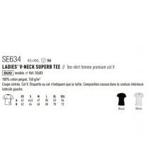 T-shirt SE634 No label