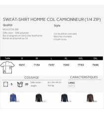 Sweat-shirt Scott Sol's