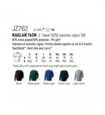 Sweat-shirt JZ762 Russell