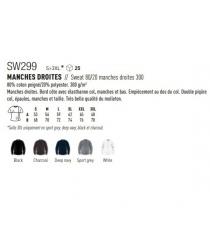 Sweat-shirt SW299 Starworld