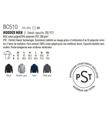 Sweat-shirt BC510 B&C