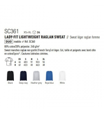 Sweat-shirt SC361 FOTL