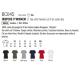 Informations T-shirt BC045 B&C