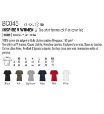 T-shirt BC045 B&C
