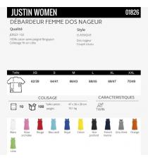 Débardeur Justin Women Sol's