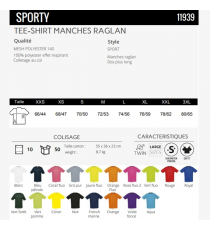 T-shirt Sporty Sol's