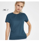 T-shirt Sporty Women Sol's