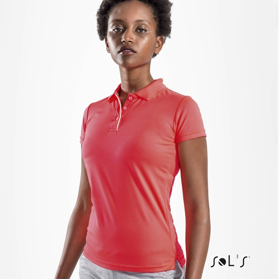 Polo Performer Women Sol's