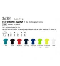 T-shirt SW304 Starworld