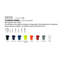 T-shirt SW300 Starworld