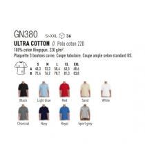 Polo GN380 Gildan